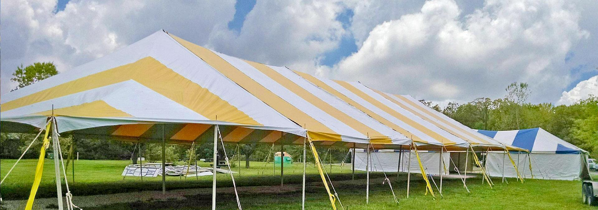 Wedding & Party Tents for Rent in Kansas City