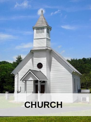 church-img & Midwest Event Party u0026 Wedding Tent Rentals u0026 Sales | Big T Tents