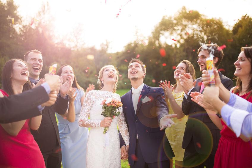 Small Wedding Celebration